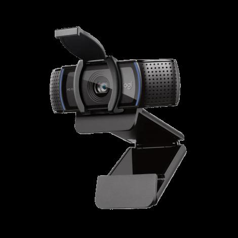 Cámara web Logitech STARFOX C920E, hasta 1080p HD, microfono, USB 2.0