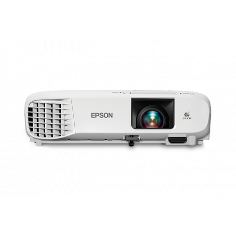 "Proyector Epson PowerLite 108, 3 700 Lúmenes, 1024x768, XGA, 30""- 300""."