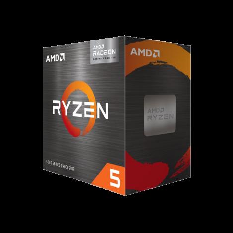 Procesador AMD Ryzen™ 5 5600G, 3.90GHz, 16MB L3, 6 Core, AM4, 7nm