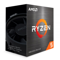 Procesador AMD Ryzen™ 5 5600X, 3.70GHz, 32MB L3, 6 Core, AM4, 7nm