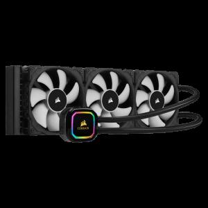 Refrigerador líquido de CPU CORSAIR iCUE H150i RGB PRO XT