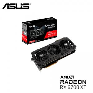 ASUS Radeon™ RX 6700 XT 12GB GDDR6 192 bits TUF GAMING OC Edition