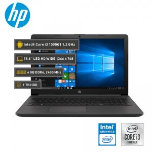 "HP 250 G8, Core i3-1005G1 Hasta 3.40GHz, 4GB DDR4, 1TB SATA, 15.6"" LED HD"