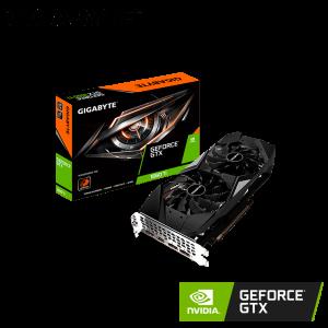 GIGABYTE GeForce® GTX 1660 Ti 6GB GDDR6 192 Bits Windforce