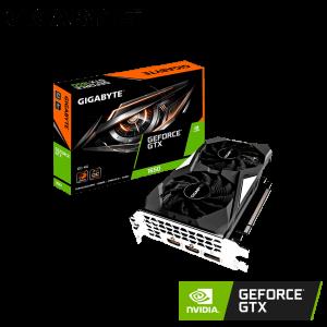 GIGABYTE GeForce® GTX 1650 4GB GDDR6 128 Bits D6 OC