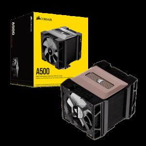 Refrigerador para CPU de doble Ventilador de alto rendimiento A500