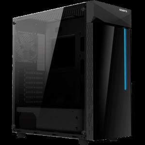 Case Gigabyte Negro Atx C200G RGB