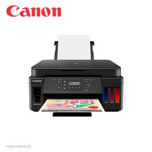 Impresora multifuncional de tinta continua Canon Pixma G6010, WiFi.