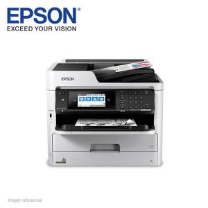 Impresora multifuncional de tinta Epson WorkForce Pro WF-M5799, WiFi.