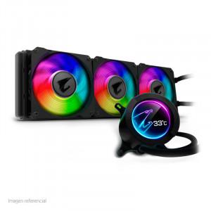 Sistema de refrigeración líquida Gigabyte Aorus 360 RGB, Intel / AMD.