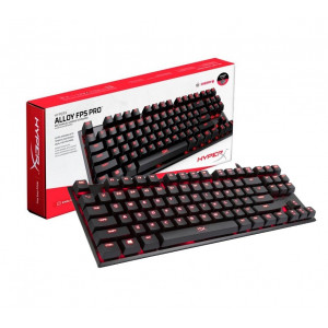 Teclado Gamer Kingston HyperX Alloy FPS Pro, Ingles, mecánico, Switch Red