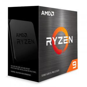 Procesador AMD Ryzen™ 9 5900X, 3.70GHz, 64MB L3, 12 Core, AM4, 7nm
