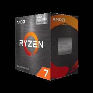 Procesador AMD Ryzen™ 7 5700G, 3.80GHz, 16MB L3, 8 Core, AM4, 7nm