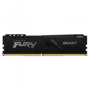 Memoria Kingston Fury Beast, 8GB, DDR4 2666 MHz, CL16