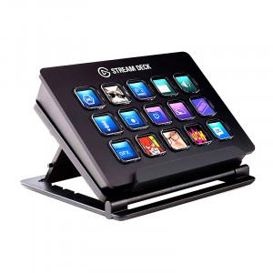 Stream Deck ELGATO 10GAA9901, 15 teclas LCD personalizables