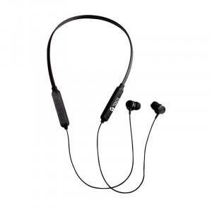 Audífonos deportivos inalámbricos Teros TE-8090, Bluetooth, recargable, Negro.