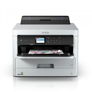 Impresora de inyeccion de tinta Epson WorkForce Pro WF-C5290, Wireless, Ethernet, USB 2.0.