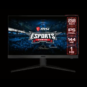 "Monitor MSI Optix G241, 24"", 1920x1080, 1 ms, 144 Hz, HDMI / DisplayPort"