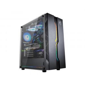 Case MSI MPG VAMPIRIC 010, ARGB, Mid Tower, ATX, Negro, USB 3.0