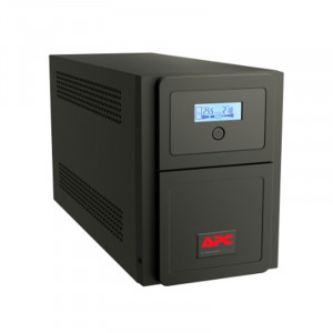 APC Easy UPS de línea interactiva SMV 1000VA, 230V, Salida universal, Puerto interfaz USB.