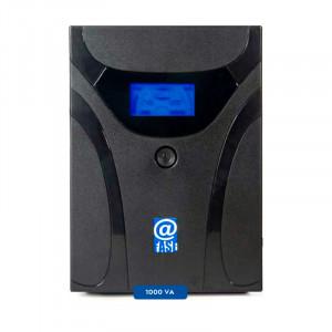 UPS Interactivo Elise Fase, AUR-1000-LCD-USB, 1000 VA / 600 W, Puerto inteligente USB-HID.