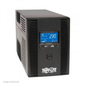 UPS Tripp-Lite SMX1500LCDT, Interactivo, 1500VA, 900W, 220V, 8 tomas C13.