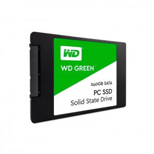 SSD Western Digital WD Green, 240GB, SATA 6.0 Gbps.