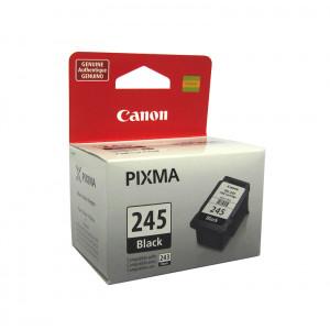 Cartucho de tinta Canon PG-245, Negro, rendimiento 180 paginas.