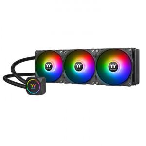Sistema de refrigeración líquida Thermaltake TH360 ARGB Sync, Compatible con Intel / AMD.