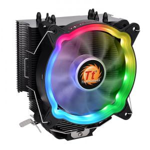 Enfriador de CPU Thermaltake UX200 ARGB Lighting, Compatible con AMD/Intel.