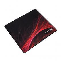 Mouse Pad Gaming Kingston HyperX Fury S, Negro, Rojo Tela/Caucho, 3mm, 45 x 40 cm.