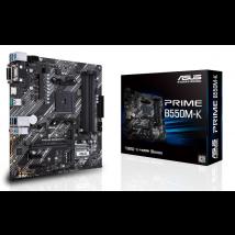 Motherboard Asus PRIME B550M-K, AM4, DDR4, HDMI