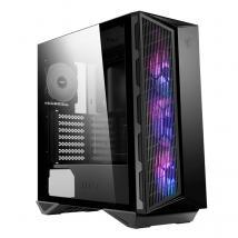 Case MSI MPG GUNGNIR 110M. Mid Tower, ATX, Negro, USB 3.0