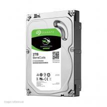 Disco duro Seagate Barracuda™, 2TB, SATA 6.0 Gbps, 7200 RPM, 3.5