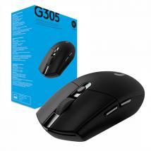Mouse óptico Gamer Logitech G305 Wireless LIGHTSYNC,  DPI 12000, RGB